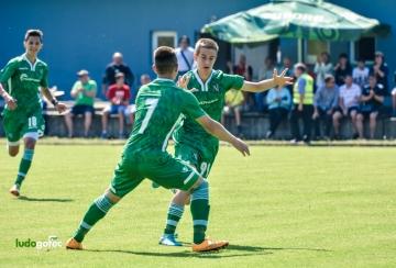 СНИМКИ: Лудогорец U15 би Славия с 3:0 в първата среща от 1/2 финалите на републиканското