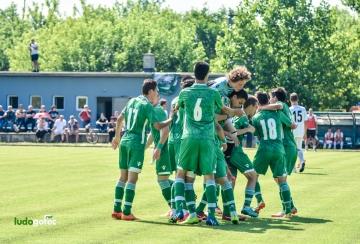 U15: Лудогорец - Славия 3:0   1/2 финал републиканско първенство