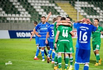 """Лудогорец II размаза Септември (Симитли) и записа първа победа в """"Б"""" група (СНИМКИ)"""
