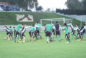 """Тренировка на базата """"Гнездо на орли"""" - 20.09.2012"""