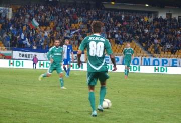 Билети по 1 лев за мача с Черноморец в Бургас
