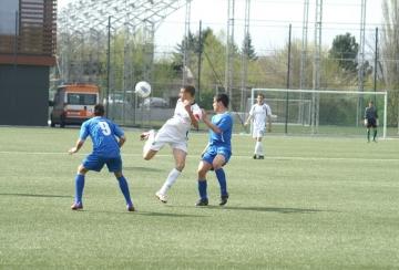 Лудогорец U17 - Черноморец 2:0   ДЮШ