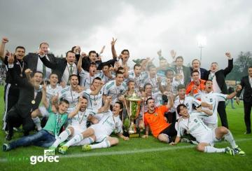 ВИДЕО: Награждаване на Лудогорец за сезон 2012/13
