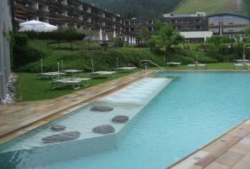 Базата на Лудогорец в Австрия