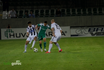 Лудогорец - Партизан 2:1 | 3 предв. кръг ШЛ