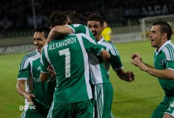 Мишо Александров: Кирил Домусчиев иска да влезем в групите на ШЛ