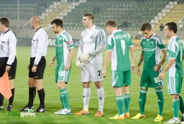 Владо Стоянов и Данчо Минев на линия за Динамо Загреб