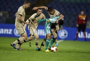 Лудогорец - Динамо Загреб 3:0 | ЛЕ
