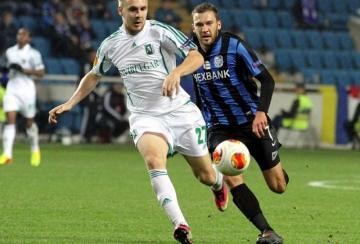 Черноморец (Одеса) - Лудогорец 0:1   Лига Европа