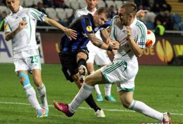 Черноморец (Одеса) - Лудогорец 0:1 | Лига Европа