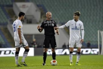 Лудогорец - Черноморец (Одеса) 1:1   Лига Европа