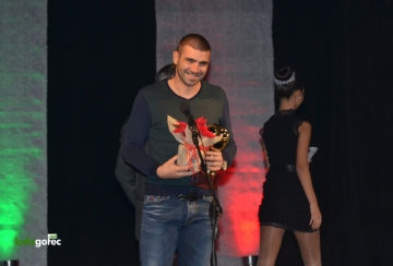 """Владислав Стоянов и Светльо Дяков с номинации за """"Футболист на годината"""""""