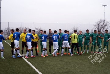 Лудогорец U17 победи Черноморец (Бургас) с 1:0