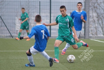 Лудогорец U17 - Черноморец 1:0 | ДЮШ
