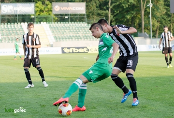 Лудогорец U21 - Локо (Пд) 1:1   ДЮШ