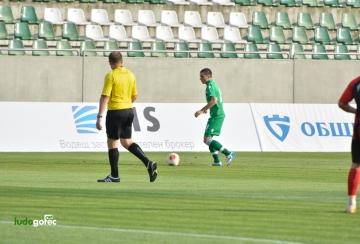 U21: Лудогорец - Локомотив (София) 2:0   ДЮШ