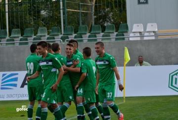 СНИМКИ: Лудогорец U21 биха с 2:0 Локомотив (София)