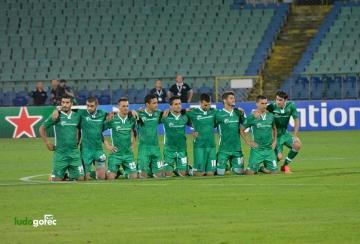 Чуйте коментара на Алекси Сокачев след класирането на Лудогорец за групите на Шампионска лига! (АУДИО)
