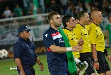 Владо Стоянов: Досега не бяхме играли толкова тежък двубой