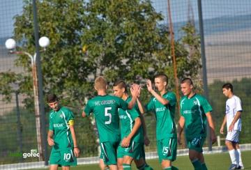 СНИМКИ: Лудогорец U17 победи с 4:0 Дунав (Русе)
