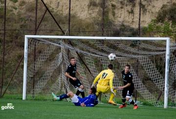 U19: Лудогорец - Дунав (Русе) 1:2