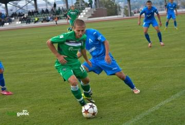 Юноша на Лудогорец бележи при загубата на България U19 от Израел с 2:1