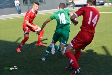 U17: Лудогорец - ЦСКА 0:1