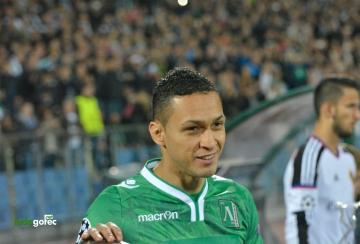 Марселиньо бе избран от спортните журналисти за най-добър полузащитник в България за 2015 г.