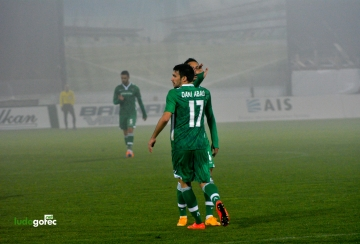 Абало и Моци на линия за мача с ЦСКА