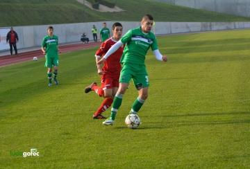 U18: Лудогорец - ЦСКА 4:1   1/4 финал Купа на БФС