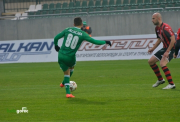 Лудогорец - Локомотив (Сф) 5:1