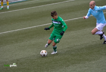 U21: Лудогорец - Дунав (Русе)  1:1   Контрола