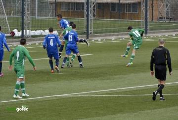 U17: Лудогорец - Несебър 4:0