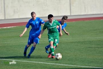 СНИМКИ: Лудогорец U21 би Левски с 2:0 в Разград