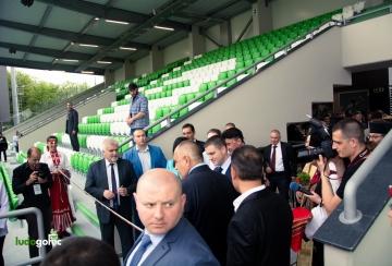 "Откриване на трибуна ""Моци"" - 15.05.2015"