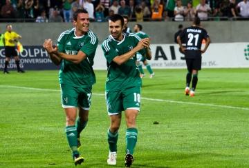 Иван Стоянов на линия за мача срещу Италия