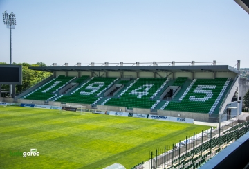 "Трибуна ""Моци"" - Стадион Лудогорец Арена"