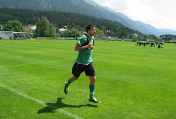Дани Абало с допълнителни тренировки
