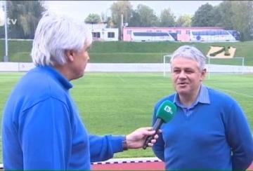 Стойчо Стоев: Родният футбол тъпче на едно място