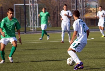 Юношите продължават с победите, надвиха Векта (Пд) с 1:0