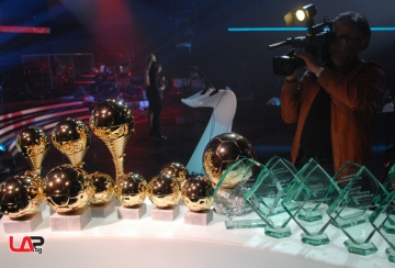 "Лудогорец обра наградите на ""Футболист на годината"""