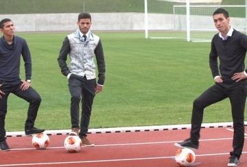 UEFA.com: Бразилците помагат на Лудогорец да блесне в Европа