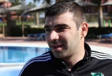 Владислав Стоянов: Дори и при 2:3 срещу Лацио имах надежда, че ще вкараме