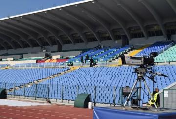 "Утре стадион ""Васил Левски"" отваря врати в 17:30"