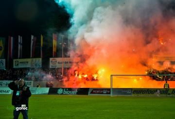 Феновете на Лудогорец благодарят на всички футболисти, ръководството и Собствениците!