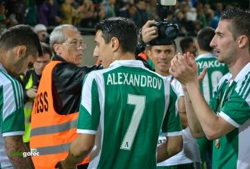 Лудогорец с трета поредна победа в Турция