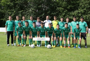 Лудогорец U17 смаза с 4:0 Векта (Пловдив)