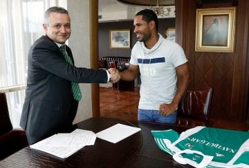 Браян Ангуло: С Лудогорец ще изпълня мечтата си да играя в Шампионската лига