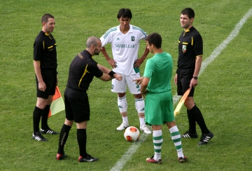 Лудогорец U21 победи Берое с 4:1, Браян Ангуло с първо попадение