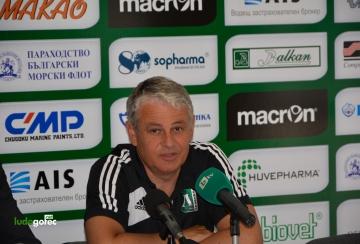 Стойчо Стоев: Чувстваме се уверени